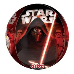 BALON FOLIOWY ORBZ STAR WARS VII DARTH VADER-4175