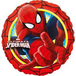 BALON FOLIOWY SPIDERMAN 43cm-2533