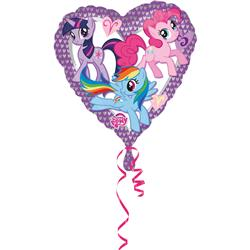 BALON FOLIOWY MY LITTLE PONY 43cm-1877